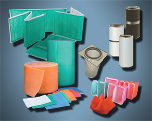 paint booth filters supplies